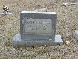 James Harvey Barrett, SR