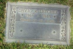 David Robert Letcher