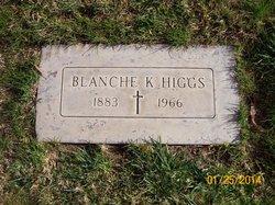 Blanche <i>King</i> Higgs