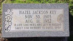 Hazel <i>Jackson</i> Key