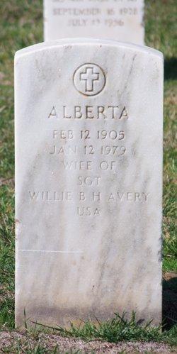 Alberta Avery