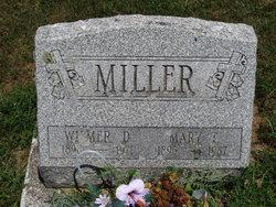 Mary Teresa <i>Long</i> Miller