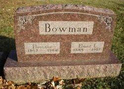 Elmer Lewis Bowman