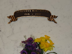 Genevieve <i>Mansfield</i> Boehm