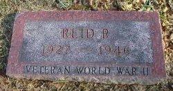 Reid R. Bowman