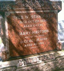 Mary <i>Hartson</i> Standfield