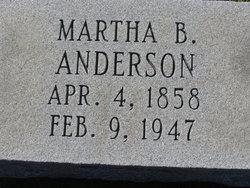 Martha B. Anderson