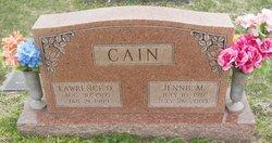 Jennie May <i>Dean</i> Cain