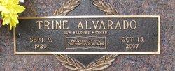Trinidad Trine <i>Padilla</i> Alvarado