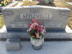 Sidney Wallace Applewhite