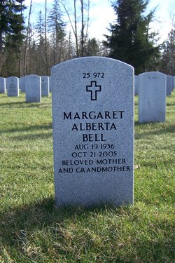 Margaret Alberta Bell