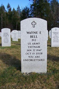 Wayne E Bell