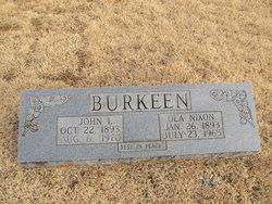 Ola <i>Nixon</i> Burkeen