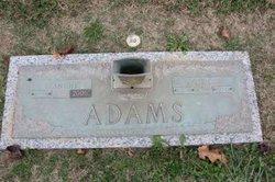 Margaret Blanche <i>Sandidge</i> Adams
