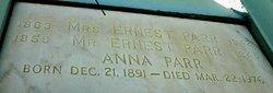 Ernest Desire Parr
