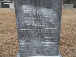 Mary Francis <i>Norris</i> Crow