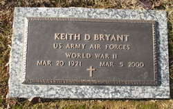 Keith Dale Bryant