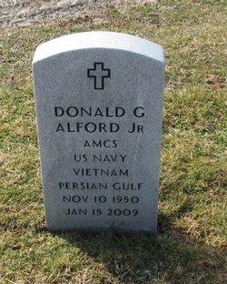 Donald G Alford, Jr