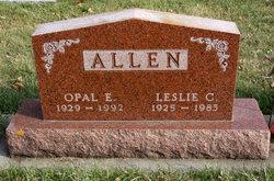 Leslie C. Allen