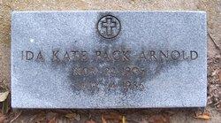 Ida Kate <i>Pack</i> Arnold