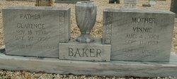 Carrie Vinnie <i>Thornton</i> Baker