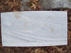 Dr Andrew Antonio Hank Pringos