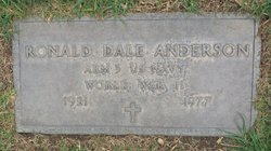 Ronald Dale Anderson
