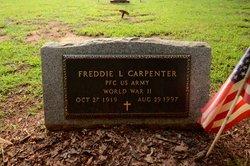 Freddie L Carpenter