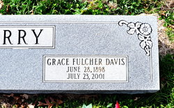 Grace Miriam <i>Fulcher</i> Davis Berry