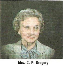 Kathleen <i>Criswell</i> Gregory