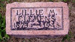 Lillie May <i>Smith</i> Clemens