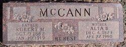 Robert M. McCann