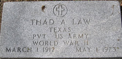 Thad Allen Law