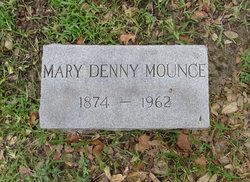 Mary <i>Denny</i> Mounce