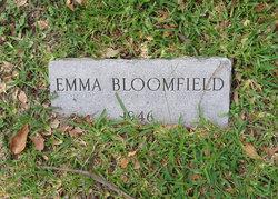 Emily <i>Denny</i> Bloomfield