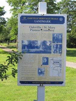 Oakville and Saint Marys Cemetery