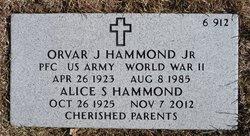 Alice S. <i>Sandoval</i> Hammond