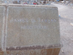 James Oury Taylor