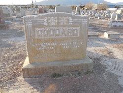 Anna Kirrilla <i>Taylor</i> Goddard