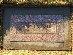 Mary L. Maime <i>Carman</i> Walker