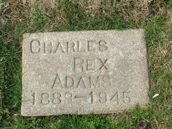 Charles Rex Adams