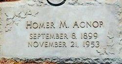 Homer Marshall Agnor