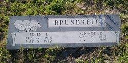 John Lawrence Brundrett, Sr