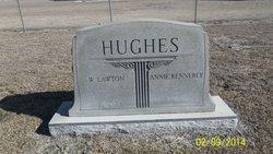 Annie <i>Kennerly</i> Hughes