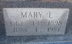 Mary <i>Luke</i> Smith
