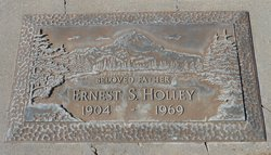 Ernest Scotland Holley