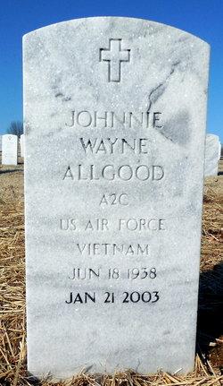 Johnnie Wayne Allgood