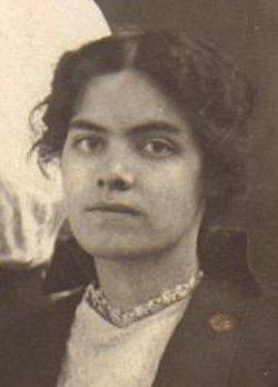 Mary Etta <i>Ham</i> Hoisington