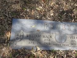 William Mack Pruett