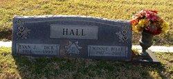 Winnie Belle <i>Davis</i> Hall